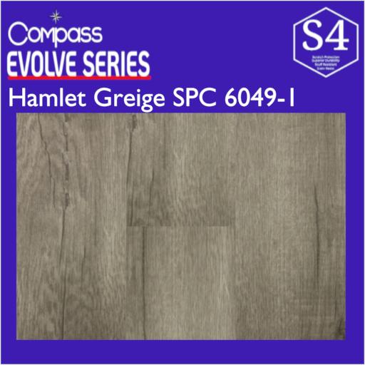 Compass Hamlet Greige SPC 6049-1