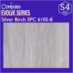 Compass Silver Birch SPC 6105-8